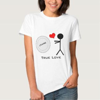 Ultimate Frisbee True Love Shirts