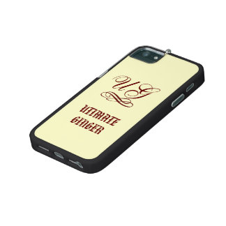 Ultimate Ginger Phone Cover iPhone 5/5S Covers
