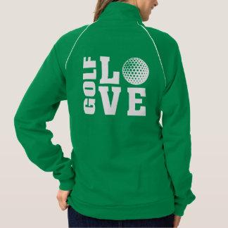 Ultimate Golfer's, I Love Golf, Golfing Jacket