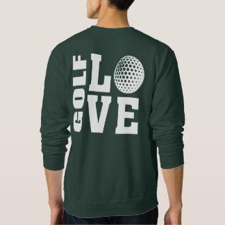Ultimate Golfer's, I Love Golf, Golfing Sweatshirt