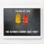 Ultimate Gummy Bear Fight Mouse Mat