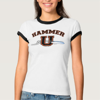 Ultimate HAMMER U ORANGE BLACK Shirts