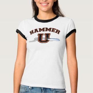 Ultimate HAMMER U ORANGE BLACK T-Shirt
