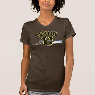 Ultimate HUCK U YELLOW BLACK Tshirts