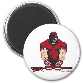 Ultimate Lacrosse Magnet