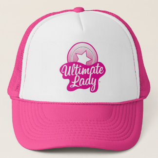 Ultimate Lady Trucker Hat