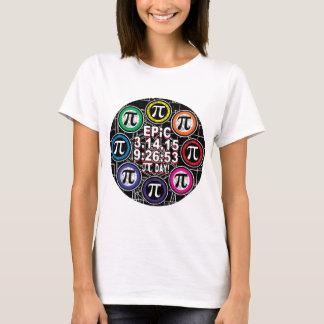 Ultimate Memorial for Epic Pi Day Symbol T-Shirt