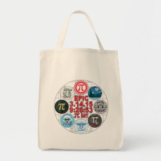 Ultimate Mudge Memorial for Epic Pi Day Tote Bag
