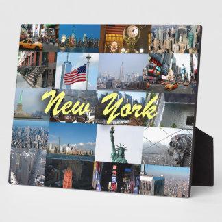 Ultimate! New York City Pro Photos Plaque