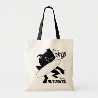 Ultimate Ninja Budget Tote Bag