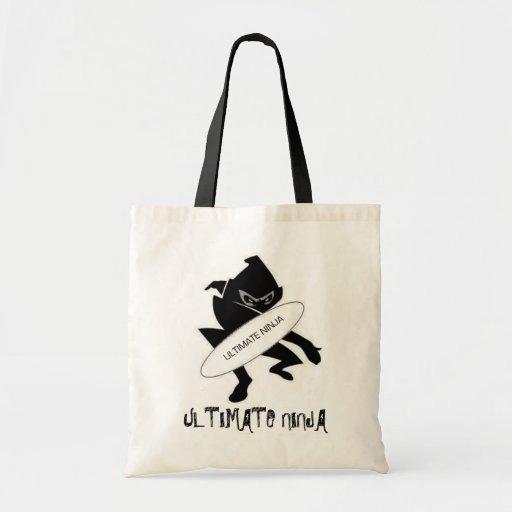 Ultimate Ninja Tote Tote Bags