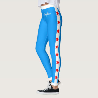Ultimate Patriot USA Stars and Stripes Leggings