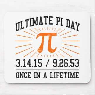 Ultimate Pi Day 2015 Mouse Mat
