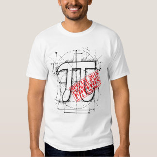 Ultimate Pi Day 2015 Special Edition T Shirt