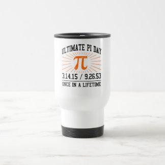 Ultimate Pi Day 2015 Travel Mug