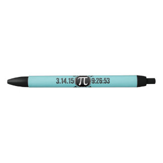 Ultimate Pi Day March 14 2015 Black Ink Pen