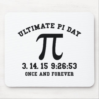 Ultimate Pi Day Mouse Pad