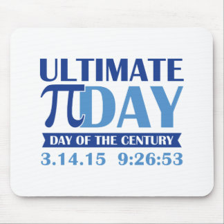 Ultimate Pi Day Mousepads