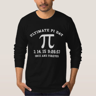 Ultimate Pi Day Tee Shirt