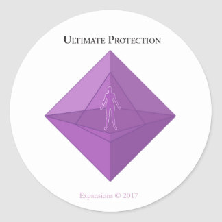 Ultimate Protection Sticker
