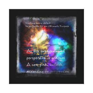 Ultimate Purpose Gallery Wrap Canvas