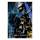 Ultimate survival paintball poster