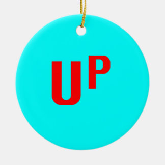 UltimatePPS Circle Ornament