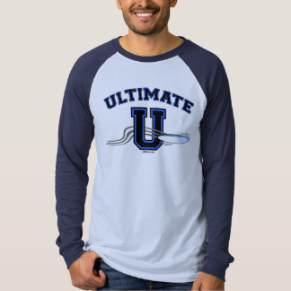 UltimateU Blue Thumber 2 Sided T Shirts