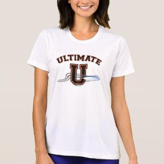 UltimateU Orange Thumber 2 Sided Shirts