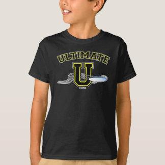 UltimateU Yellow Thumber 2 Sided T-Shirt