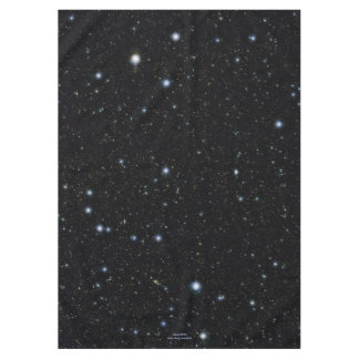 Ultra deep starfield view from infant universe tablecloth