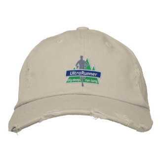 Ultra Hat Embroidered Cap