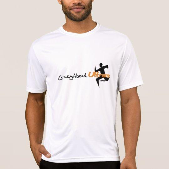Ultra Marathon training tee. T-Shirt