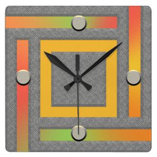 Ultra Modern Contemporary Wall Clock