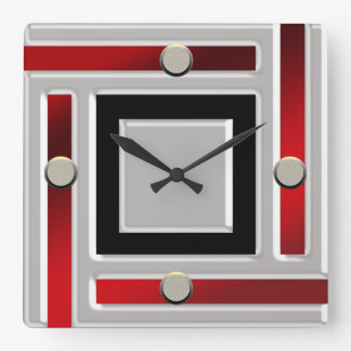Ultra Modern Contemporary Wall Clock