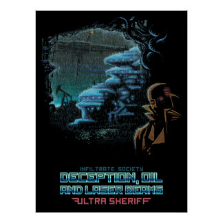 Ultra Sheriff - DOLB Track Poster