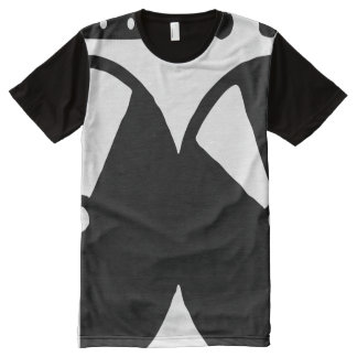 ultra-soft and stylish DJ American t-shirt All-Over Print T-Shirt