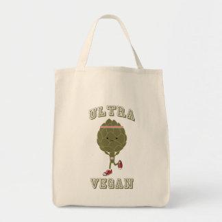 Ultra Vegan Grocery Tote Bag