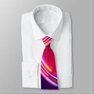 Ultra Violet Circus Tie