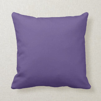 Ultra Violet Colour of the year 2018 Cushion