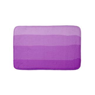 Ultra Violet Ombre Bath Mat