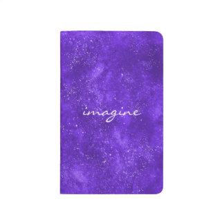 Ultra violet pocket journal