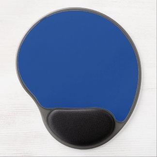 """Ultramarine Blue"" Gel Mouse Pad"