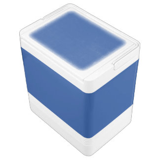 Ultramarine Blue Igloo Cool Box