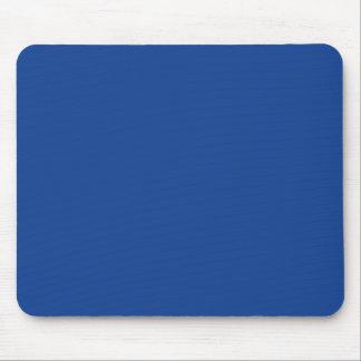 """Ultramarine Blue"" Mouse Pad"