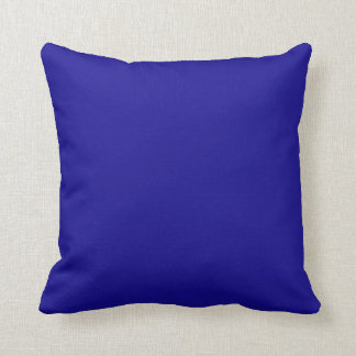 Ultramarine cushion
