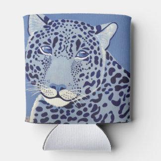 Ultramarine Jaguar Can Cooler