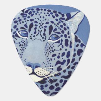 Ultramarine Jaguar Guitar Pick