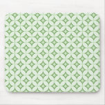 Ultramodern Sophistication Mousepad, Kelly Green Mouse Pad