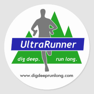 Ultrarunner Stickers (generic - no group)